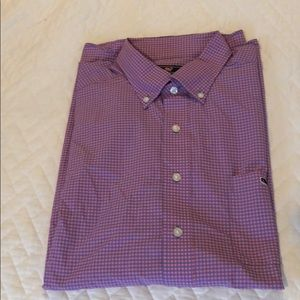 Vineyard Vines men's LS tucker shirt New XL